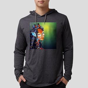 2-kendrabox Mens Hooded Shirt