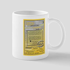 CANCER BIRTHDAY Mug
