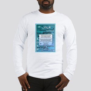 LIBRA BIRTHDAY Long Sleeve T-Shirt