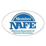 NAFE Member Logo Sticker (Oval)