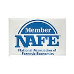 NAFE Member Logo Rectangle Magnet