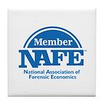 NAFE Member Logo Tile Coaster