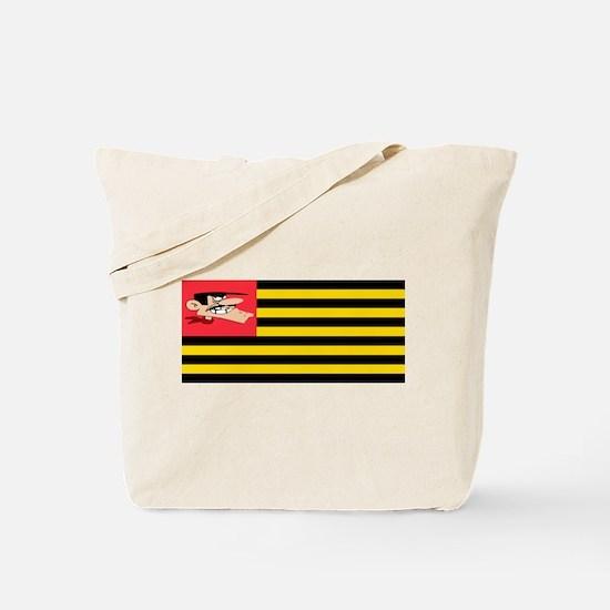 Flag Daltons Tote Bag