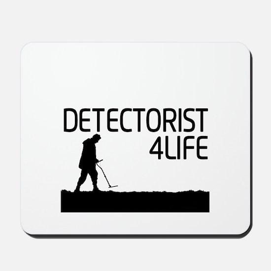 Detectorist 4 Life Mousepad