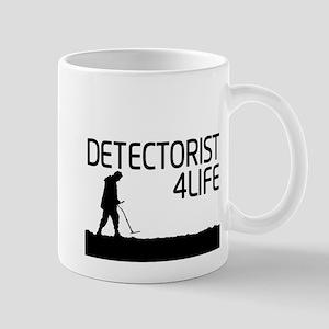 Detectorist 4 Life Mug