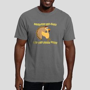 turkeytime Mens Comfort Colors Shirt