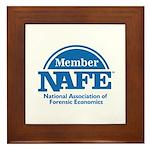 NAFE Member Logo Framed Tile