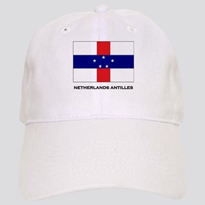 The Netherlands Antilles Flag Stuff Cap