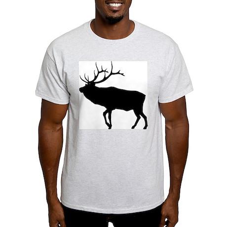 Elk Ash Grey T-Shirt