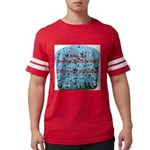 mouse-padbu Mens Football Shirt