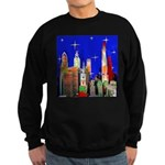 Philadelphia Starry Night Sweatshirt (dark)