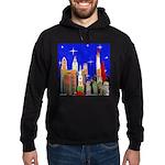 Philadelphia Starry Night Hoodie (dark)