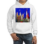 Philadelphia Starry Night Hooded Sweatshirt