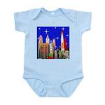 Philadelphia Starry Night Infant Bodysuit