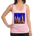 Philadelphia Starry Night Racerback Tank Top