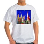 Philadelphia Starry Night Light T-Shirt