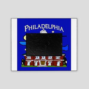 Philadelphia Starry Night Picture Frame