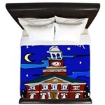Philadelphia Starry Night King Duvet
