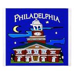 Philadelphia Starry Night King Duvet