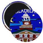 Philadelphia Starry Night Magnet