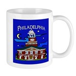 Philadelphia Starry Night Mug