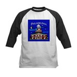 Philadelphia Starry Night Kids Baseball Jersey
