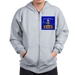 Philadelphia Starry Night Zip Hoodie