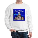 Philadelphia Starry Night Sweatshirt