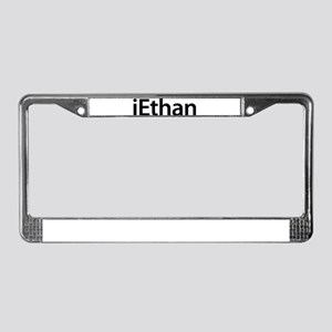 iEthan License Plate Frame