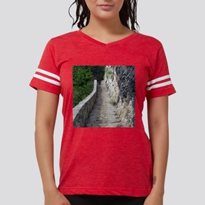 stairs Womens Football Shirt