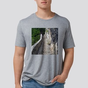 stairs Mens Tri-blend T-Shirt