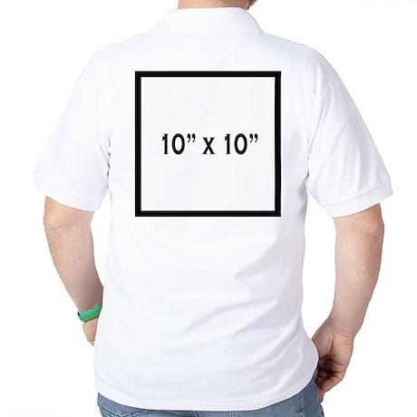 STR temp (back) Golf Shirt