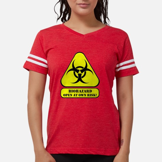 bio-baby.psd Womens Football Shirt