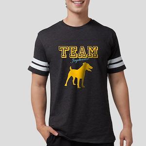 jagdterrierW Mens Football Shirt