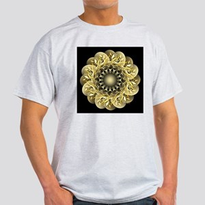 Golden Flower Light T-Shirt