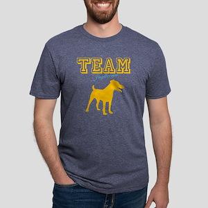jagdterrierW Mens Tri-blend T-Shirt