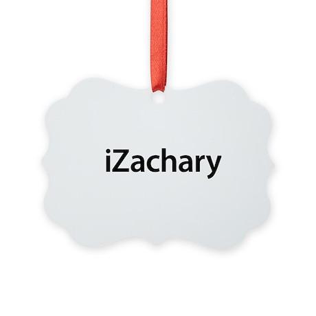 iZachary Picture Ornament