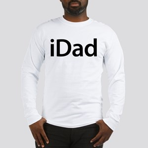 iDad Long Sleeve T-Shirt