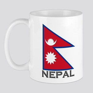 Flag of Nepal Mug