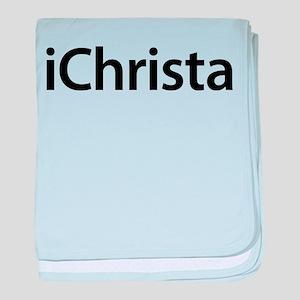 iChrista baby blanket