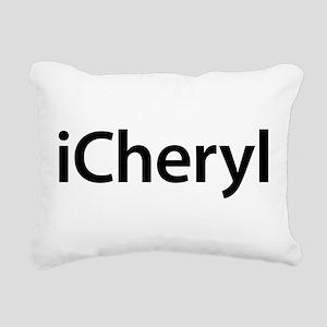 iCheryl Rectangular Canvas Pillow