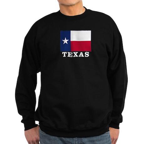 Texas Flag - TX Sweatshirt (dark)