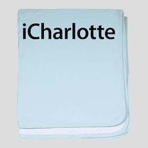 iCharlotte baby blanket