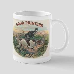 Good Pointer Hunting Dog 11 oz Ceramic Mug