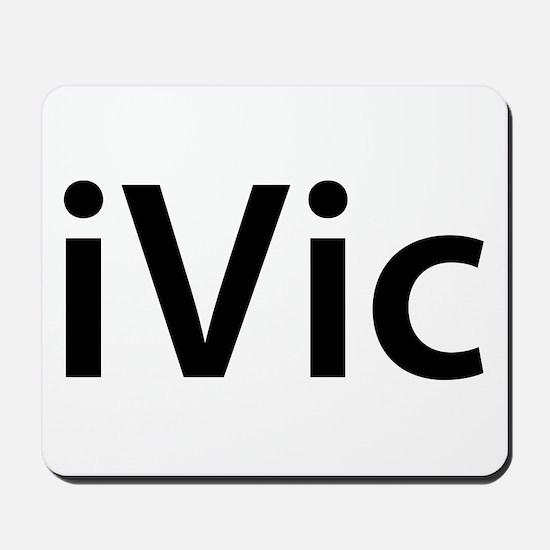 iVic Mousepad