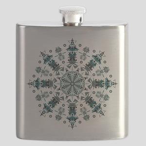 P2 Mandala Flask
