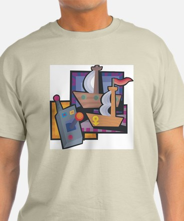 Radio Controlled Boating T-Shirt