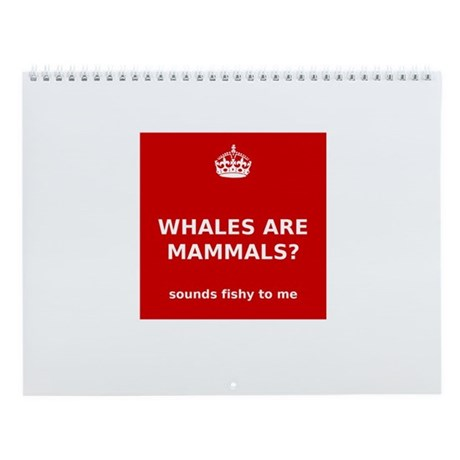Wall Calendar KEEP CALM Series