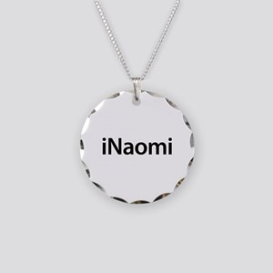 iNaomi Necklace Circle Charm