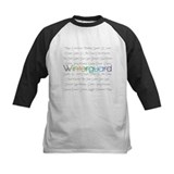 Winterguard Baseball T-Shirt